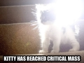 Kitty Reached Critical Mass